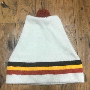Vintage knit hat